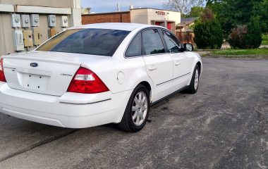 Used Ford Five Hundred 2006